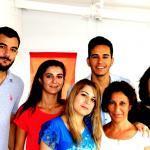Kollegen und Mitarbeiter EG Istanbul Service