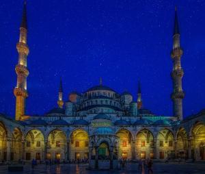 Bauwerke im Islam