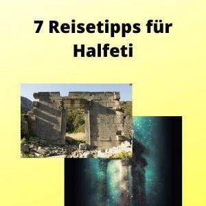 7 Reisetipps für Halfeti
